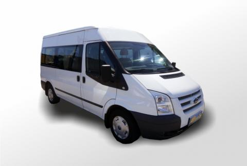 Ford Transit minibus 9 míst L2H2