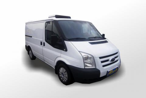 Ford Transit - chladící vozidlo