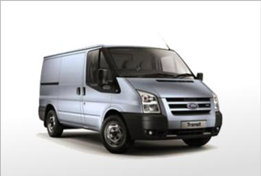 Ford Transit L1H1 7m3