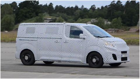 Potvrzeno: S novou dodávkou Škoda se v budoucnu počítá